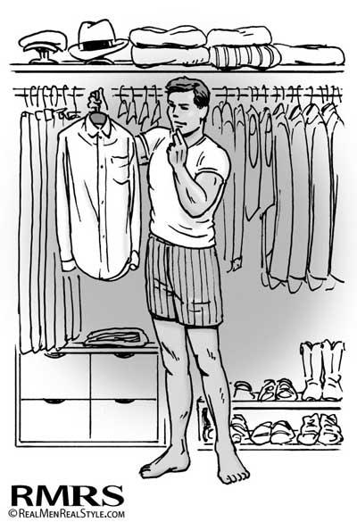انتخاب پیراهن با کیفیت