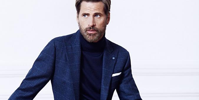 5 روش جدید برای پوشیدن کت شلوار
