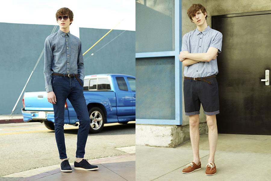 کفش تابستانی مردانه