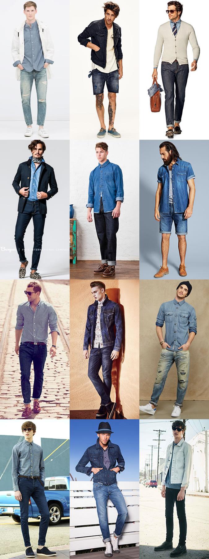 کاتالوگ لباس های جین