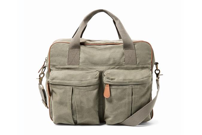 کیف کتانی مردانه