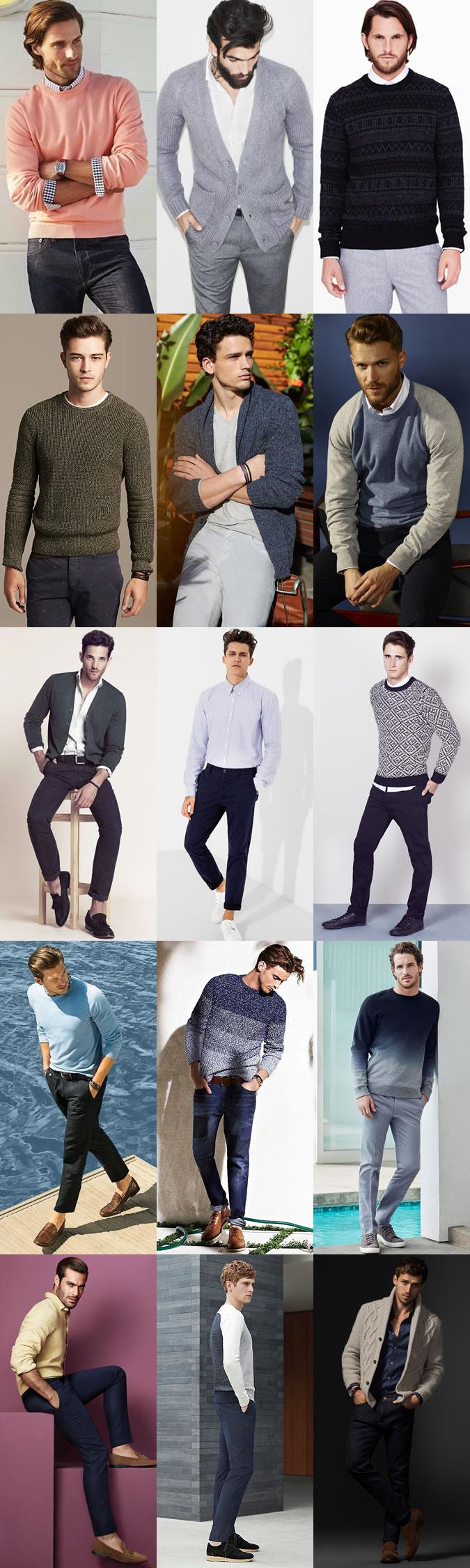 کاتالوگ لباس های راحتی مردانه زمستان