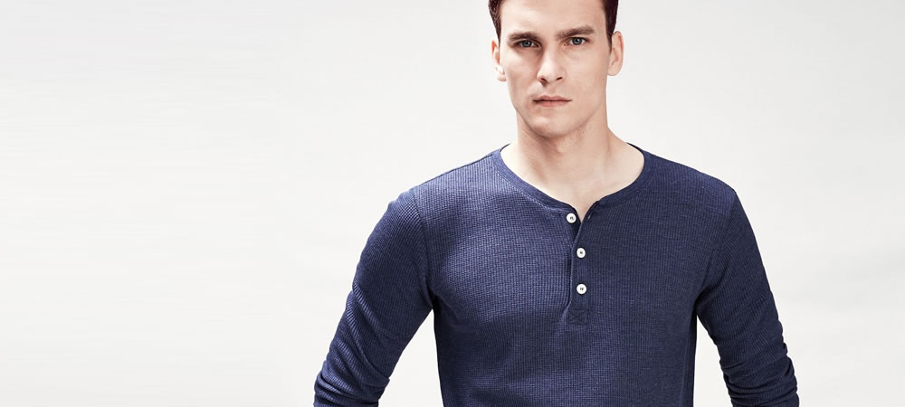 تی شرت آستین بلند مردانه