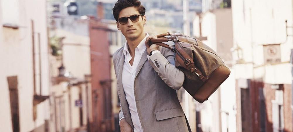الیاف لباس مردانه برای تابستان