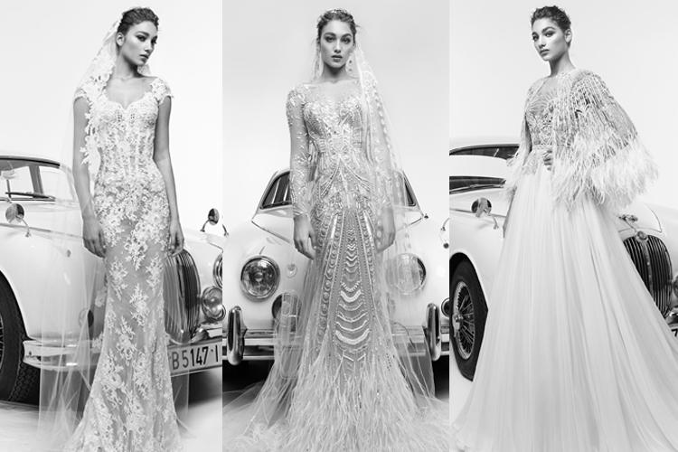 کالکشن بهار 2019 لباس عروس زهیر مراد