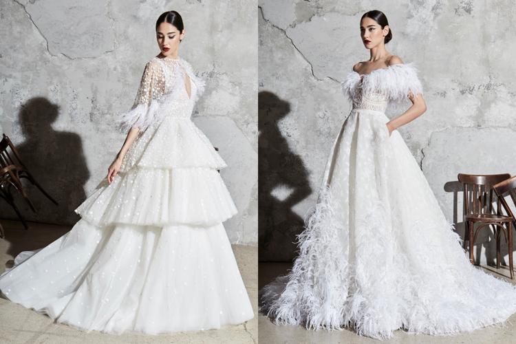 کالکشن بهار 2020 لباس عروس زهیر مراد