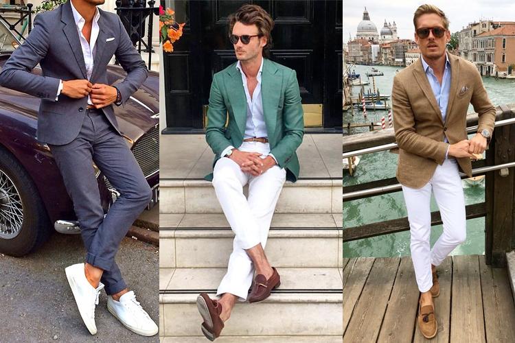 کفشهای مناسب تابستان