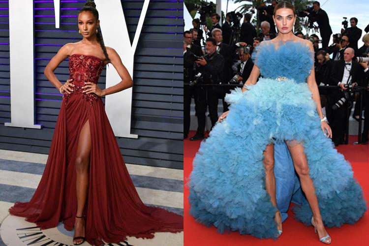 لباس های زیر مراد سلبریتی ها و مدل های معروف