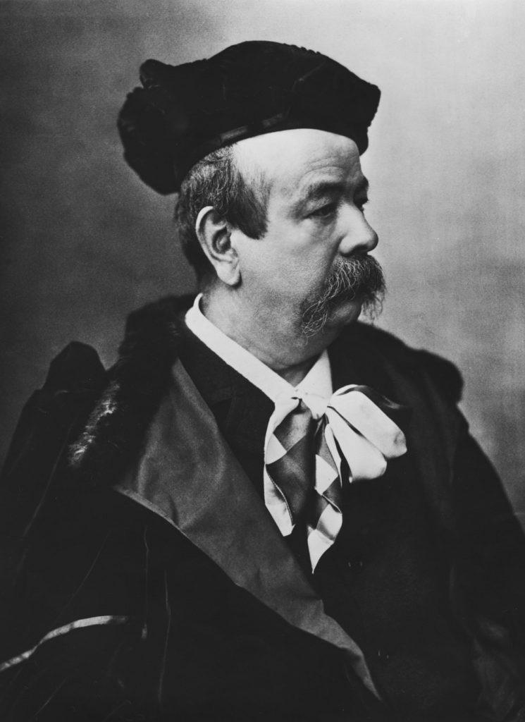 چارلز فردریک وورث بنیانگذار اوت کوتور