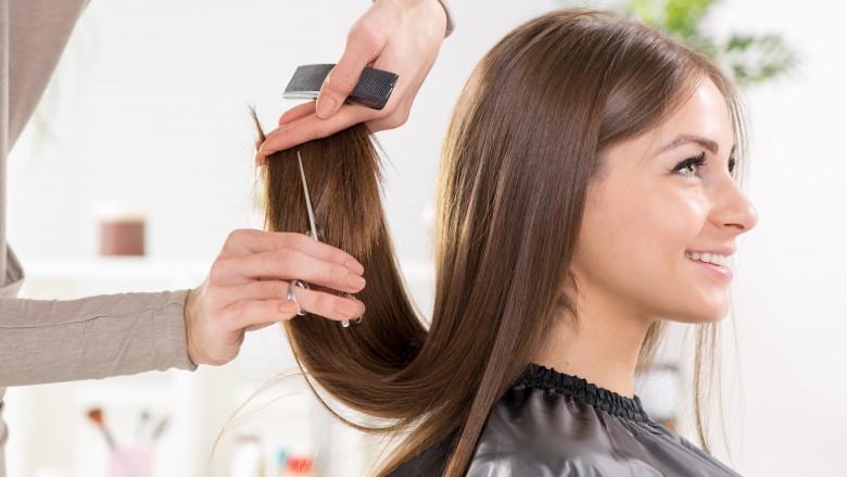 مرتبا موهای خود را کوتاه کنید