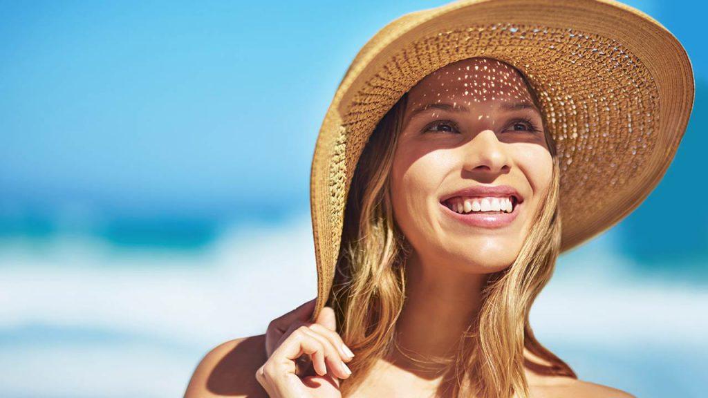 از موهای خود در برابر آفتاب محافظت کنید