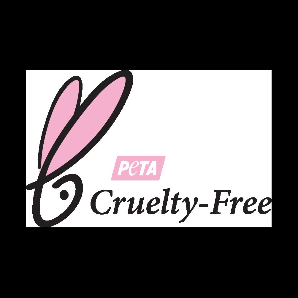 لوگوی محصولات cruelty free