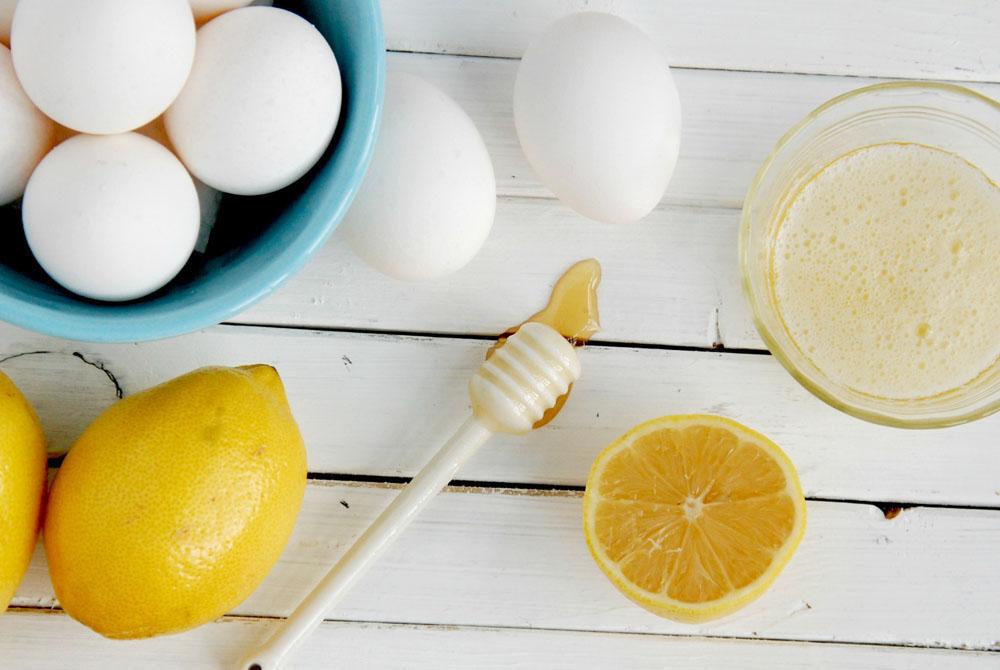 مراقبت از مو با ماسک تخم مرغ