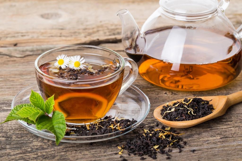 مراقبت از مو با چای
