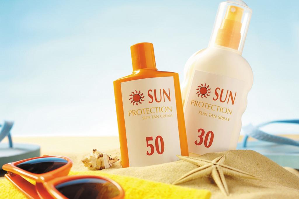 بهترین کرم های ضد آفتاب