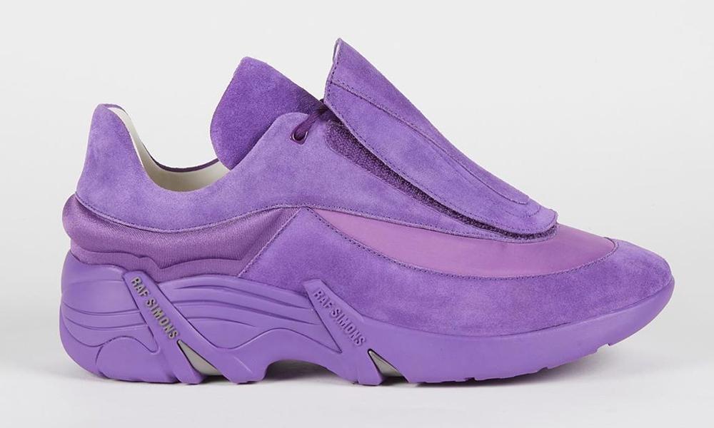 بهترین کفش 2020 هفته مد راف سایمون