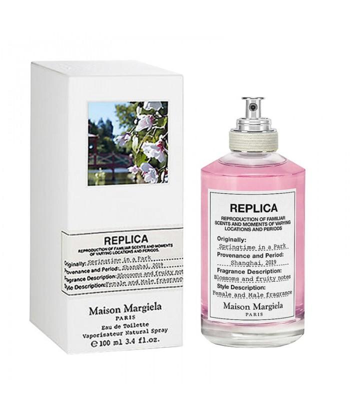 عطر میسون مارجیلا رپلیکا اسپرینگ تایم این ا پارک Maison Margiela Replica Springtime in a Park