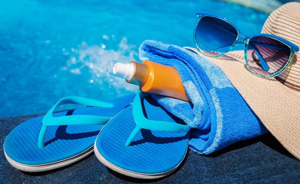 محافظت از پوست در برابر آفتاب