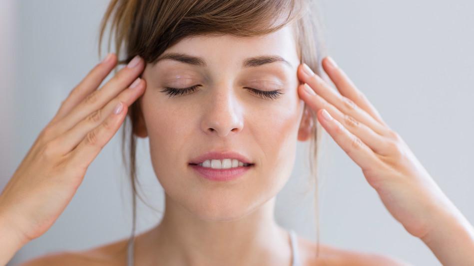 با اسکراب پوست استرس را کاهش دهید